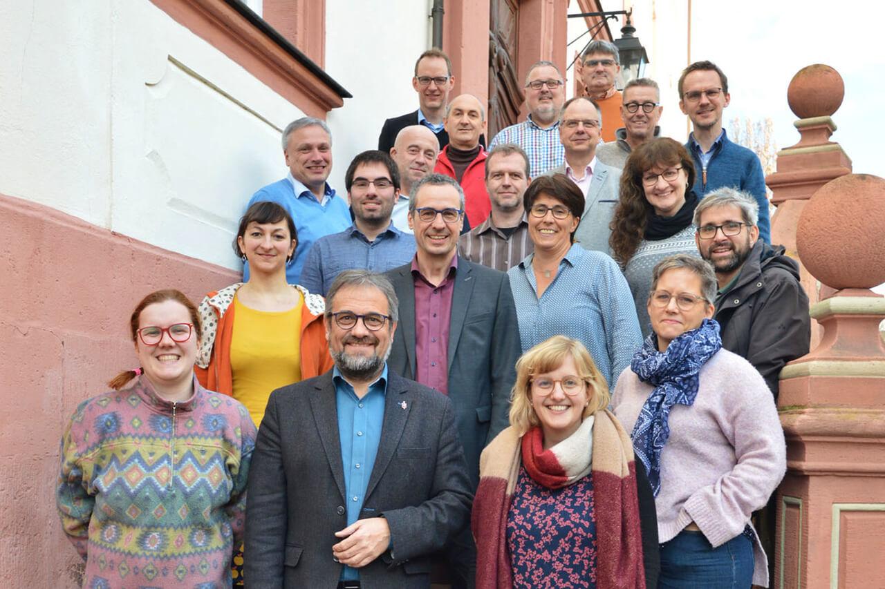 Mitglieder des Runden Tischs in Fulda