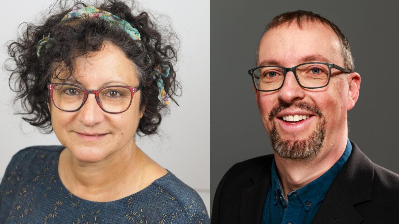 Esther Nützi und Jonathan Letsch