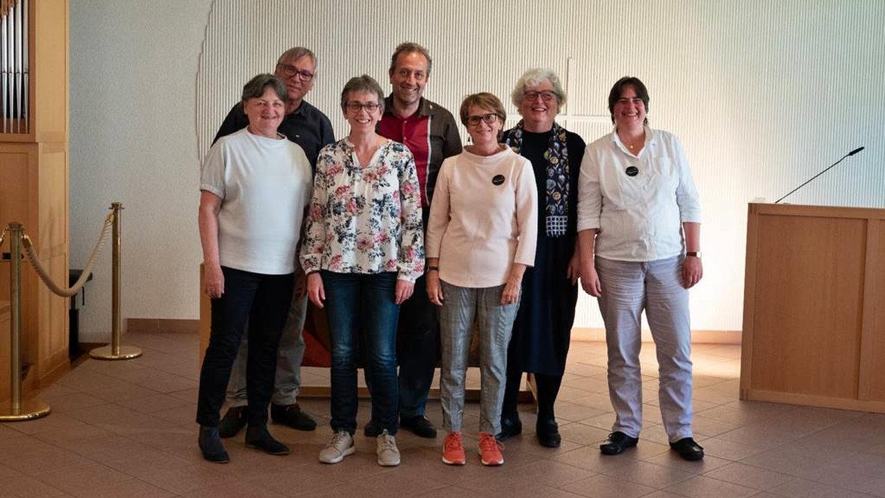 Mitglieder der Bethesda Weg-Gemeinschaft