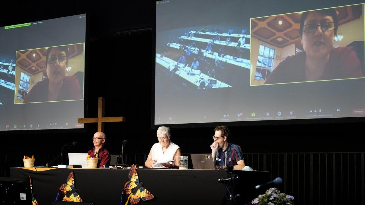 Pfarrerin Esther Handschin, Österreich