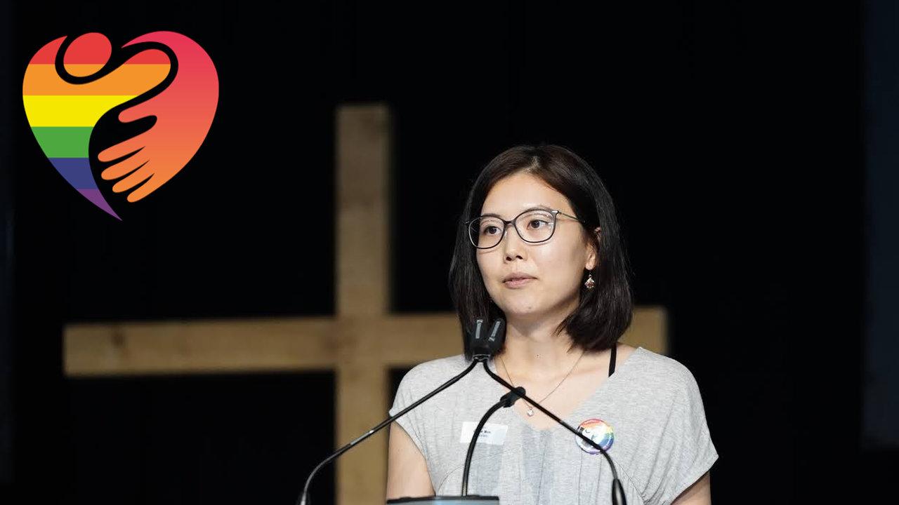 Pfarrerin Chae Bin Kim