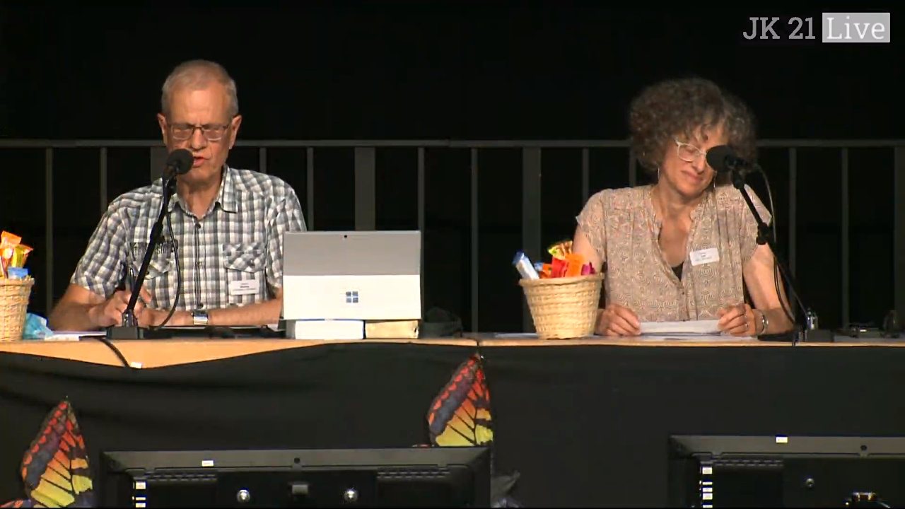 Markus und Lea Hafner