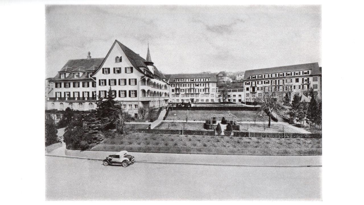 «Diakonissen- und Krankenhaus Bethanien, Zürich»
