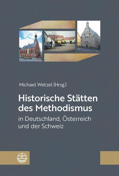 Buchcover: Historische Stätten des Methodismus
