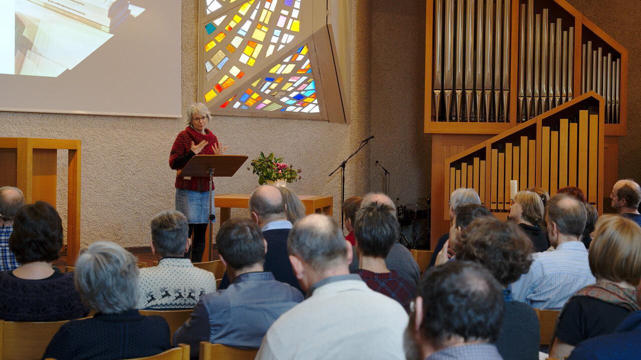 Vielfalt in einer Kirche? Veranstaltung in Winterthur