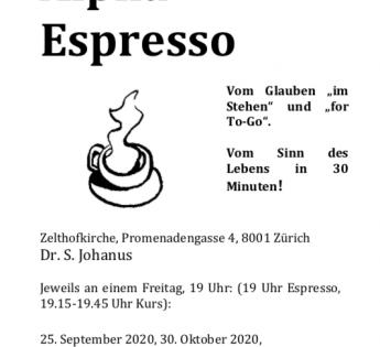 Alpha-Espresso