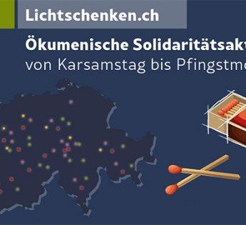 Lichtschenken (Online-Plattform der Solidarität)