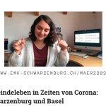 Gemeindeleben in Zeiten von Corona: Basel und Scharzenburg