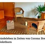 Gemeindeleben in Zeiten von Corona: Bregenz und Solothurn